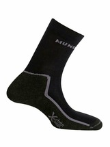 Носки трекинговые Mund Timanfaya, цв. Черный(333) (Размер: XL (46-49))