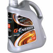 Моторное масло 5W30 синтетическое G-ENERGY F Synth EC 4 л (253140155)