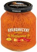 Лукашинские Морковка по-корейски острая, 340 г