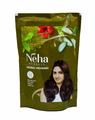 Хна для волос Neha Herbals HERBAL MEHANDI (Натуральная хна на травяной основе Нэха Хэрбалс), 140 г.