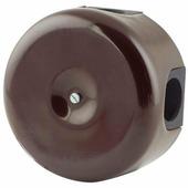 Распаечная коробка BOX3 большая D95, коричневый, BOX3BR Salvador