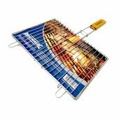 Решетка-гриль для мяса малая Rosenberg 440003-S 30х22.5 см
