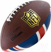Мяч для американского футбола Wilson NFL Team Logo / WTF1748XBLGUJ