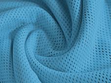 Ткань Текстэль Ложная Сетка 135 Премиум Плюс, Термотрансфер, 135 г/кв.м, 180 см (Бирюзовая Танагра) (21 пог.м)