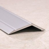 Алюминиевый порог ПО-32х10 с перепадом 270 см