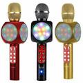 Микрофон-караоке Wise WS-1816 с подсветкой