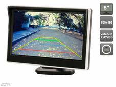 Монитор для камеры заднего вида AVEL AVS0500BM