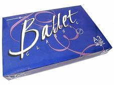 Картридж, тонер, бумага для принтеров, факсов Бумага Балет Классик (BALLET Classic) A3 80/500/153