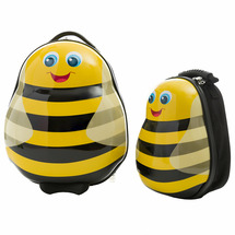 Чемодан и рюкзак Heys 13030-3086-00 Travel Tots Bumble Bee *3086 Bumble Bee