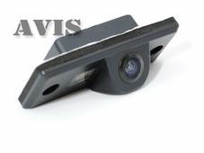 AVEL CCD штатная камера заднего вида AVIS AVS321CPR (#105) для VOLKSWAGEN TOUAREG I (2003-2010) / TIGUAN