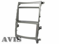 AVEL Переходная рамка AVIS AVS500FR для HYUNDAI IX-55, 2DIN (#039)
