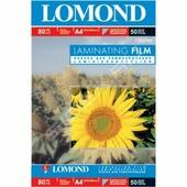 Пленка Lomond для ламинирования 80мкм, 50пак,А4, глян. (1302141)