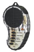 Компактный звуковой имитатор Cass Creek с 5 звуками на одно животное, размер: на лису