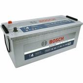 Аккумулятор для грузовых автомобилей Bosch T4 077 (170A/h), 1000A R+ (670 103 100)