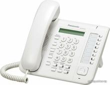 Проводной телефон Panasonic KX-DT521 White