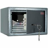 Сейф мебельный T-17 (ключ/замок), Н0 класс взломостойкости Промет S10399250114