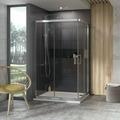 Душевая дверь Ravak 10RV2K-100 блестящий + транспарент