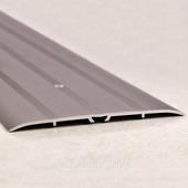 Алюминиевый порог ПО-102 одноуровневый 270 см