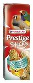 """Палочки для тропических птиц Versele-Laga """"Prestige"""", с экзотическими фруктами, 2 х 30 г"""