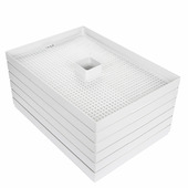 Комплект х6 лотков для L'equip D-Cube