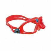 Очки для плавания детские Seal Kid 2 прозрачные линзы (Зеленый)
