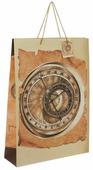 "Пакет подарочный Феникс-Презент ""Компас"", 33 х 10,2 х 45,7 см"