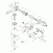 Шпилька 5 Makita (MKT-256492-3)