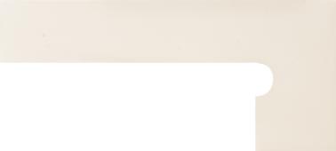 Плитка из керамогранита VENATTO Плинтус для ступеней правый Pulido Zanquin Drch. Blanco Perla 19×42.4