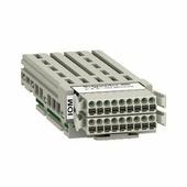 Дополнительное оборудование для приводов Модуль расширения входов/выходов для altivar process Schneider Electric