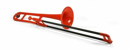 Тромбон PBONE красный 700.640
