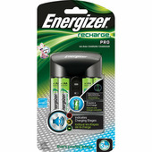 Зарядное устройство Energizer PRO +4AA2000mAh