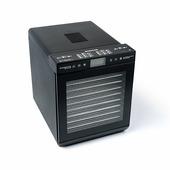 Дегидратор RAWMID Modern RMD-10 (стальные лотки) (цвет чёрный)