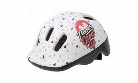 Детский шлем Polisport Hoggy XXS (44/48) White / Pink Matte (арт.5282)