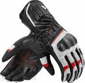 Revit Мотоперчатки Xena 2, white-red (M)