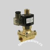 Клапан соленоидный нормально открытый для воды росма СК-21-40 Ду 40 220В