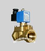 Клапан электромагнитный нормально открытый SMS-TORK T-GZN 103 Ду15