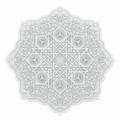 Розетка потолочная Европласт Mauritania 1.56.503
