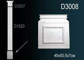 Лепнина Перфект Пилястра D3008