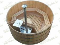 Крышка кедровая для овальной фурако (120*220 см)