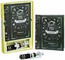 Сувенирный набор Я - выпускник!, фотоальбом магнитный, 10 листов + селфипалка, 2543782, мультиколор