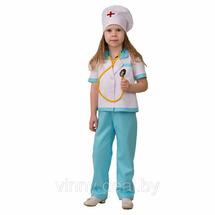 Карнавальный костюм Медсестра - 2 Арт. 5706-1 38 (рост 146 см)