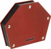 """Магнитный угольник держатель для сварки на 6 углов """"Rexant"""", для фиксации металлических деталей, усилие 34 кг"""