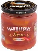 Лукашинские Лечо классическое натуральное, 450 г