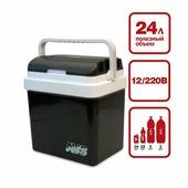 "Холодильник автомобильный AVS ""CC-24NB"", 40 см х 30 см х 43 см"