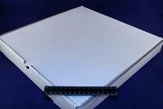 Коробка под пиццу 400*400*40 белая.9022/15