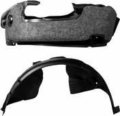 Подкрылок с шумоизоляцией Totem, для Peugeot Boxer, 08/2014 ->, без/с расширителями арок (задний правый)