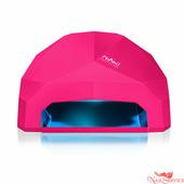 RuNail LED/UV-лампа, 24 Вт, ярко-розовая. Runail.
