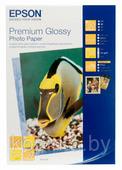 Фотобумага A6 (10x15) глянцевая односторонняя, 255 г/м², 50 листов, Epson, C13S041729