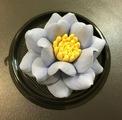 Роза Винтер силиконовая форма 3d