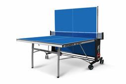 Теннисный стол START LINE Top Expert (лмдф, усиленный, складной) + сетка с креплениями в подарок